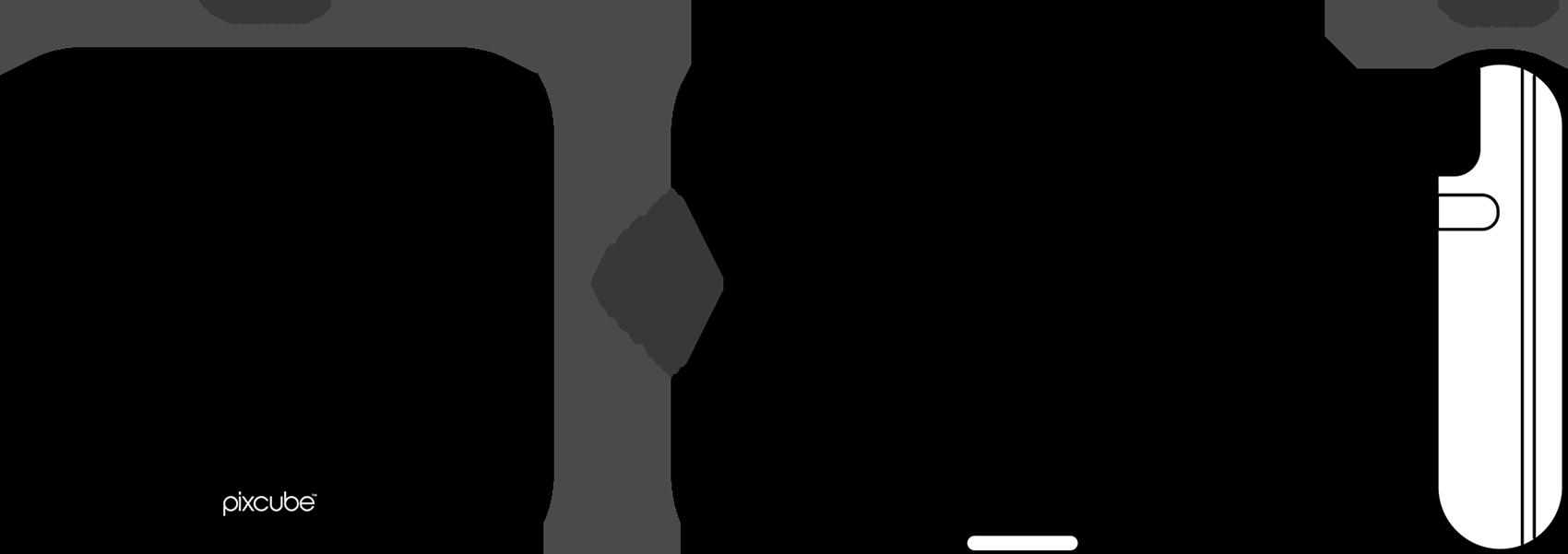 Cote technique du Pixcube