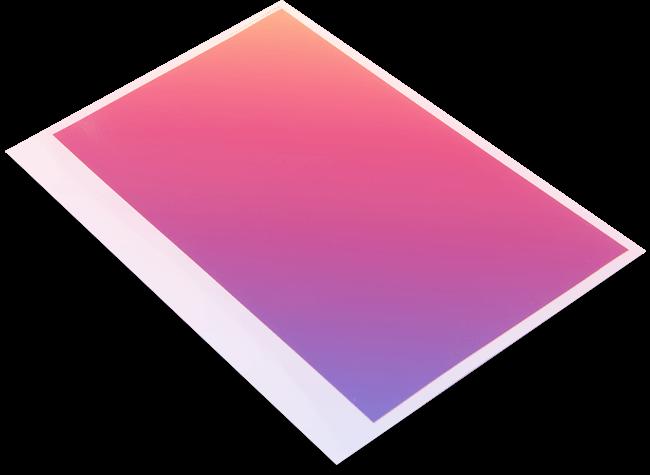 Postcard personnalisation Pixcube