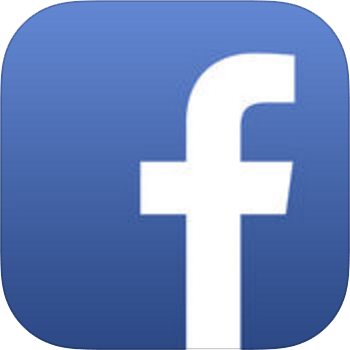 Logo de l'application Facebook