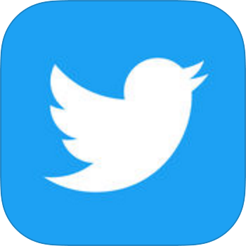 Logo de l'application Twitter